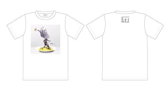 SCANDAL Tシャツ