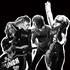 ザ・クロマニヨンズ|ライブアルバム『ザ・クロマニヨンズ ツアー PUNCH 2019-2020』9月23日発売|購入先着特典ステッカー