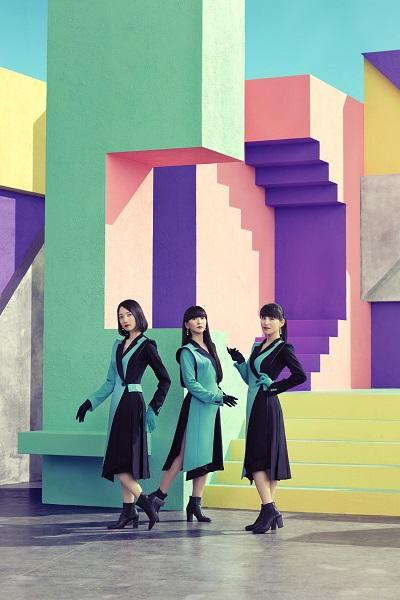 Perfume ニューシングル『Time Warp』