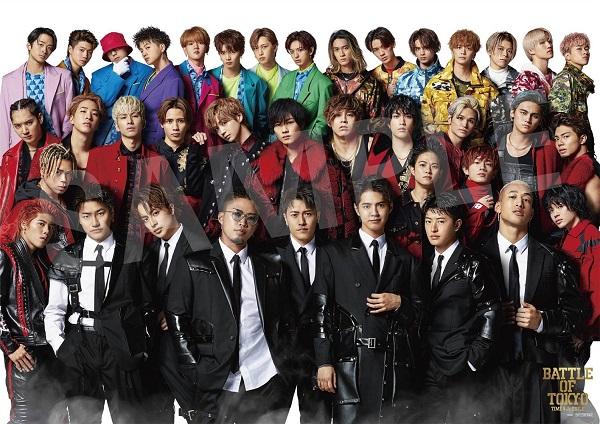 BATTLE OF TOKYO TIME 4 Jr.EXILE特典