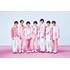なにわ男子 デビューシングル『初心LOVE(うぶらぶ)』11月12日発売 購入先着特典は形態ごと別絵柄着せ替えジャケット