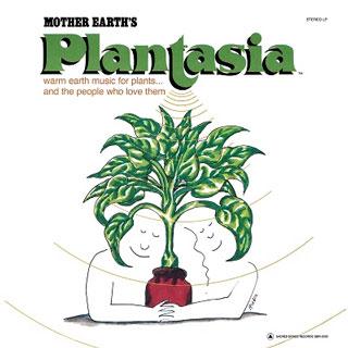 Mort Garson(モート・ガーソン)『Mother Earth's Plantasia』