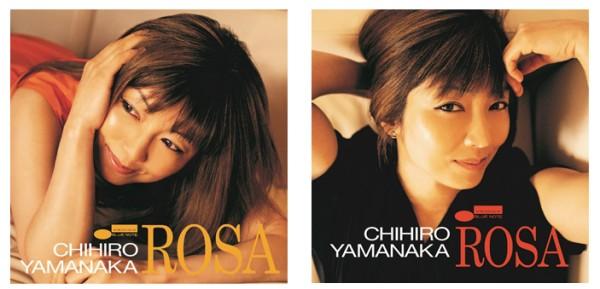 山中千尋(CHIHIRO YAMANAKA)『ローザ』