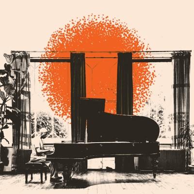 Laraaji(ララージ)ソロ・ピアノ作品『Sun Piano』