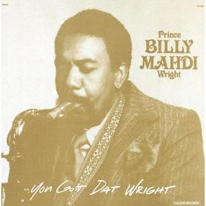 Prince Billy Mahdi Wright