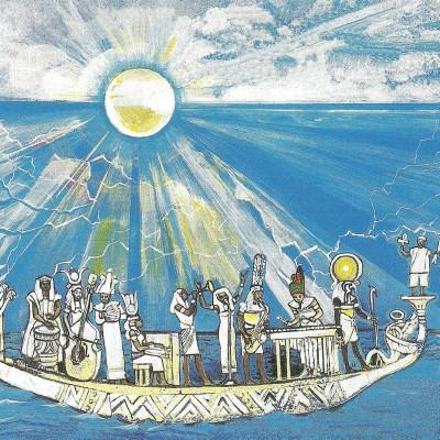 Lon Moshe & Southern Freedom Arkestra(ロン・モシェ & サザン・フリーダム・アーケストラ)『Love Is Where the Spirit Lies』