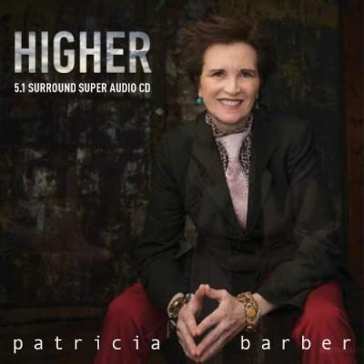 Patricia Barber(パトリシア・バーバー)『Higher』マルチチャンネル・ハイブリッドSACD