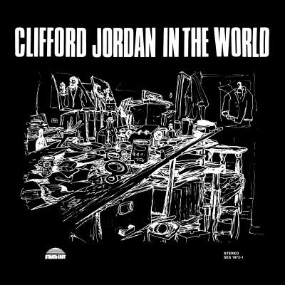 Clifford Jordan(クリフォード・ジョーダン)『In The World』