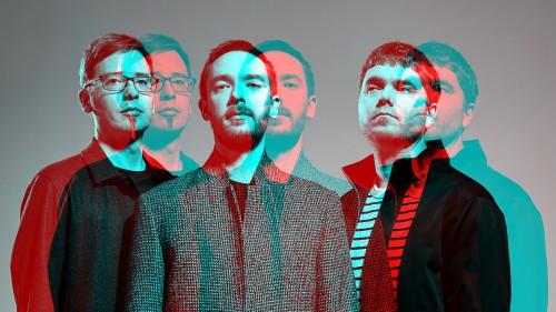 GoGo Penguin (C)Jon Shard Remix: Chirs Illingworth