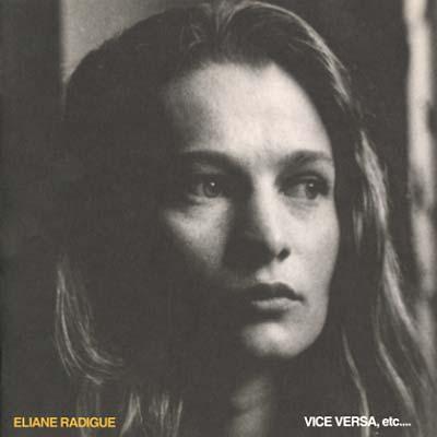 Eliane Radigue(エリアーヌ・ラディーグ)『Vice Versa, Etc....』