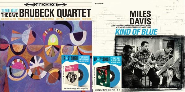 The Dave Brubeck Quartet、Miles Davis