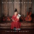 Hiromi The Piano Quintet 上原ひろみ、ピアノと弦楽四重奏による新プロジェクトのアルバム『シルヴァー・ライニング・スイート』日本先行発売