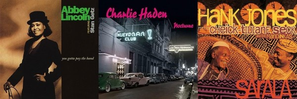 Abbey Lincoln featuring Stan Getz、Charlie Haden、Hank Jones