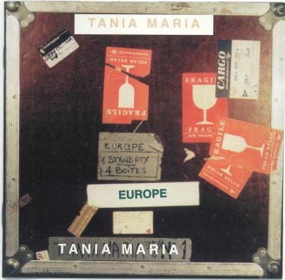 Tania Maria(タニア・マリア)『Europe』
