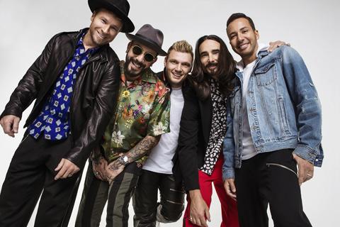 Backstreet Boys(バックストリート・ボーイズ)『DNA』