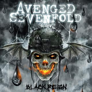 Avenged Sevenfold(アヴェンジド・セヴンフォールド)『Black Reign』