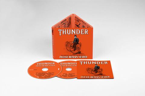 Thunder(サンダー)『Please Remain Seated』