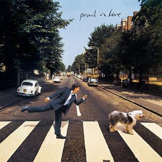 Paul McCartney『ポール・イズ・ライヴ~ニュー・ワールド・ツアー・ライヴ!!』