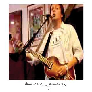 Paul McCartney『アメーバ・ギグ』