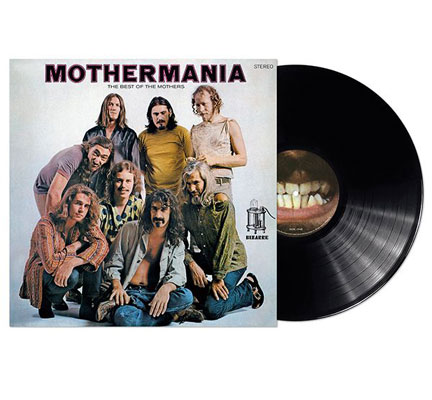 Frank Zappa & The Mothers Of Invention(フランク・ザッパ&ザ・マザーズ・オブ・インヴェンション)『Mothermania: The Best Of The Mothers』