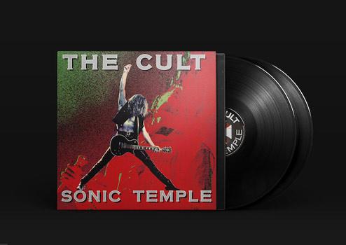 The Cult(ザ・カルト)アルバム『Sonic Temple』