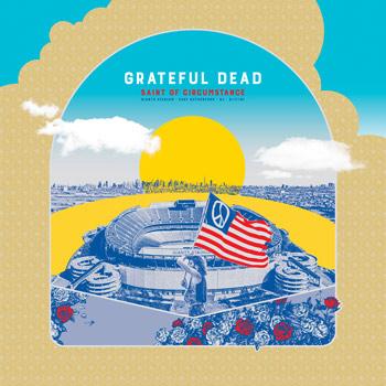 The Grateful Dead(ザ・グレイトフル・デッド)『Saint Of Circumstance, Giants Stadium, East Rutherford, NJ 6/17/91』