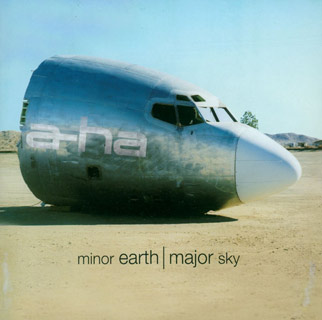 a-ha(アーハ)アルバム『Minor Earth Major Sky』