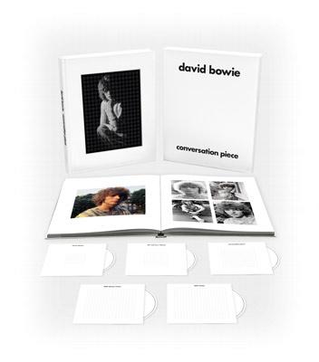 David Bowie(デヴィッド・ボウイ)『CONVERSATION PIECE』