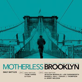 Thom Yorke(トム・ヨーク)、Flea(フリー)、Wynton Marsalis(ウィントン・マルサリス)「Daily Battles」