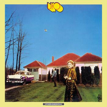 UFO、74年作『Phenomenon(現象)』3枚組CDデラックス・エディション