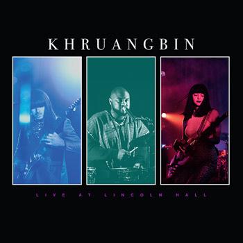 Khruangbin(クルアンビン)ライヴ盤『Live At Lincoln Hall』初CD化