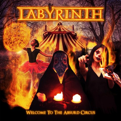 Labyrinth(ラビリンス)『Welcome To The Absurd Circus』