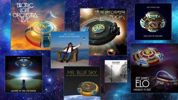 Electric Light Orchestra(エレクトリック・ライト・オーケストラ)、Jeff Lynne(ジェフ・リン)