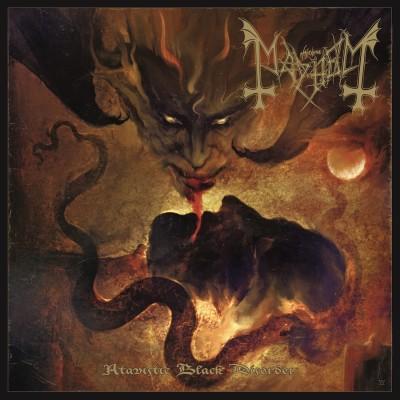 Mayhem(メイヘム)『Atavistic Black Disorder / Kommando - EP』