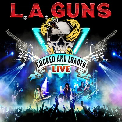L.A. Guns(L.A. ガンズ)『Cocked And Loaded Live』