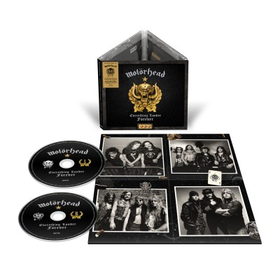 Motorhead(モーターヘッド)『Everything Louder Forever (The Very Best Of)』
