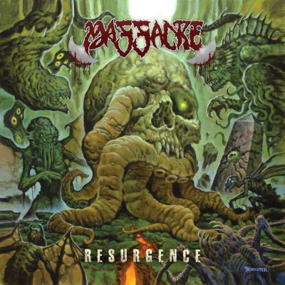 Massacre(マサカー)『Resurgence』