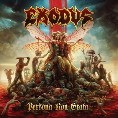 Exodus(エクソダス)『Persona Non Grata』