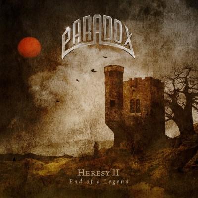 Paradox(パラドックス)『Heresy II(ヘラシー II - エンド・オヴ・ア・レジェンド)』