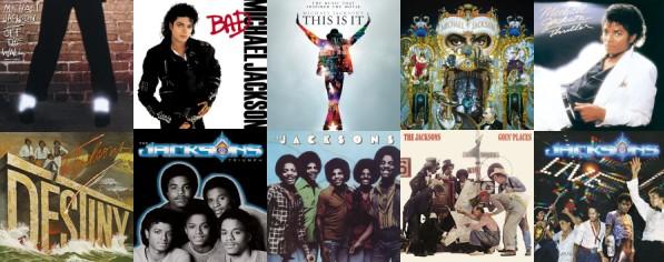 MJ THE JACKSONS