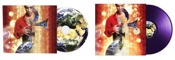 Prince『プラネット・アース~地球の神秘~』