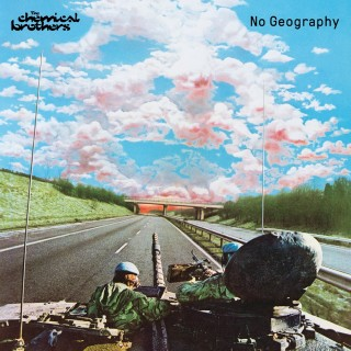 THE CHEMICAL BROTHERS『NO GEOGRAPHY』