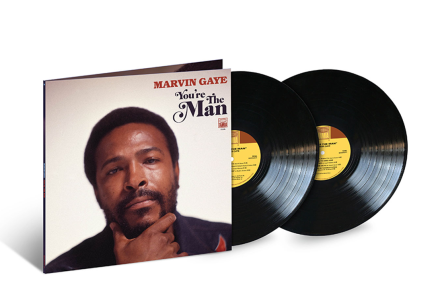 Marvin Gaye『You're The Man』
