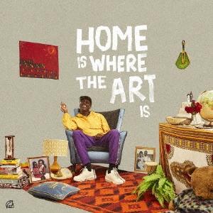 Barney Artist(バーニー・アーティスト)アルバム『HOME IS WHERE THE ART IS』