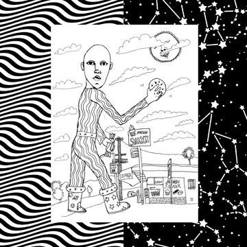 Mndsgn(マインドデザイン)ビート・アルバム『Snaxx』