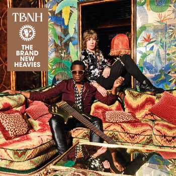 The Brand New Heavies(ザ・ブラン・ニュー・ヘヴィーズ)アルバム『TBNH』
