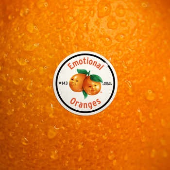 Emotional Oranges(エモーショナル・オレンジズ)デビュー・アルバム『ザ・ジュース:Vol.1』