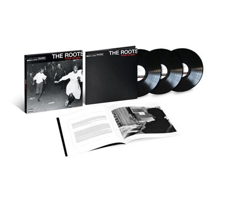The Roots(ザ・ルーツ)『Things Fall Apart』20周年記念ブラック・ヴァイナル3枚組限定デラックス・エディション