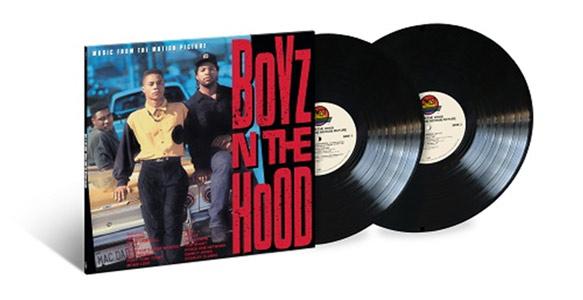 『Boyz N the Hood』サウンドトラック・アルバム2LP仕様