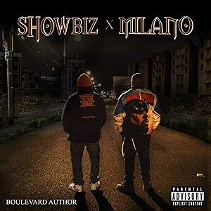 Showbiz(ショウビズ)Milano Constantine(ミラノ・コンスタンティン)新作『Boulevard Author』